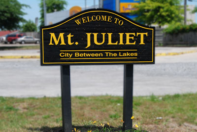Mt. Juliet has a lot to offer. Contact PARKS to find your new home today!